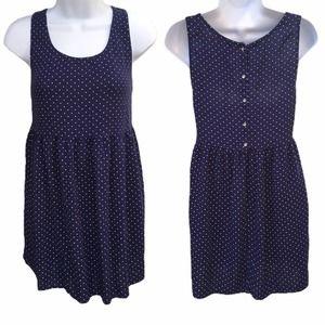 5/$25 BUNDLE H&M Divided Polka Dot Mini Dress 8